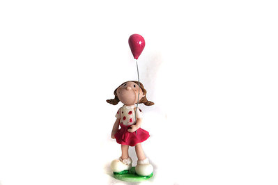 Kids Dolls: statuine sopra torta, idea regalo!