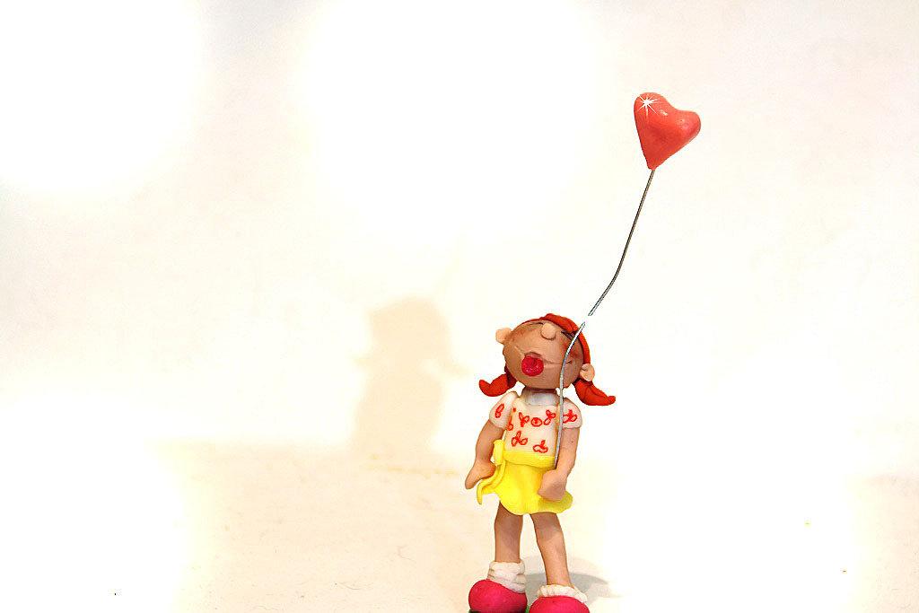 Kids Dolls: statuine sopra torta, idea regalo!