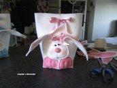 coniglietto contenitore