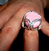 anello reale rosa