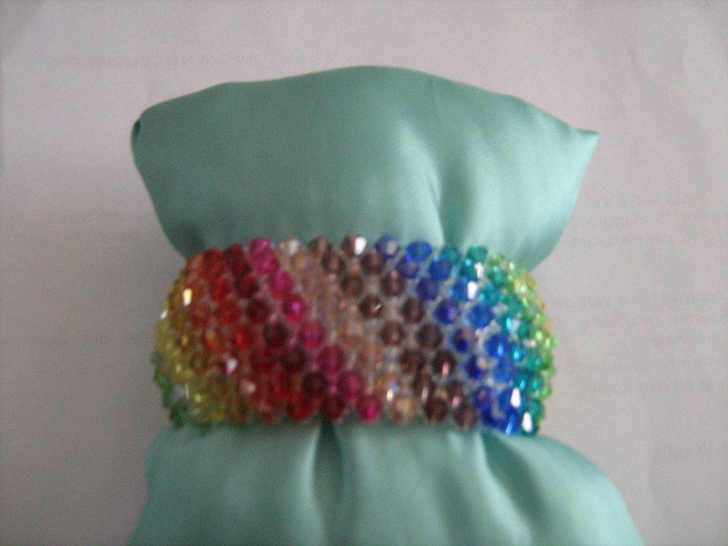 Bracciale capriccio arcobaleno