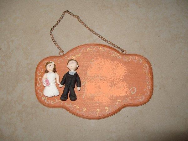 Targa sposi feste matrimonio di valentina for Targa oggi sposi