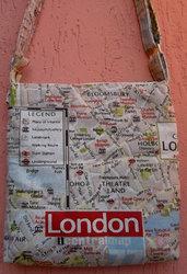 Mini tracolla LONDON