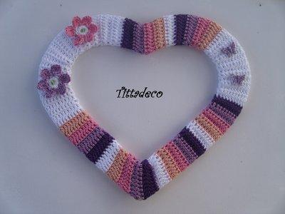 "Tutorial ""Cuore crochet"""