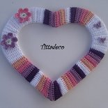 "Tutorial ""Cuore crochet"""
