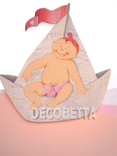 targhetta nascita benvenuta