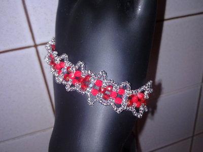 bracciale rosso