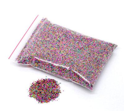 microsfere colorate per decorazioni dolci