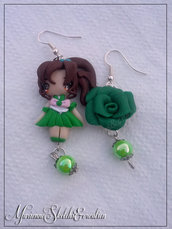 Orecchini Sailor Jupiter