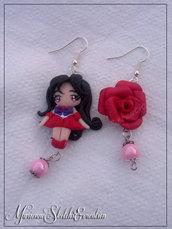 Orecchini Sailor Mars