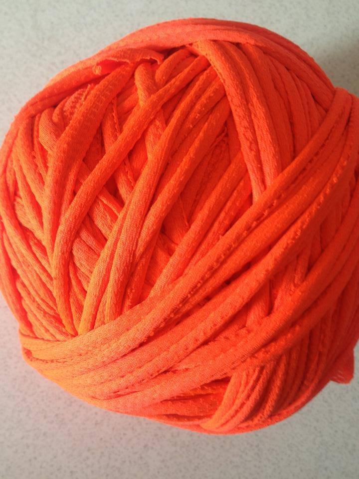 Fettuccia poliestere arancio