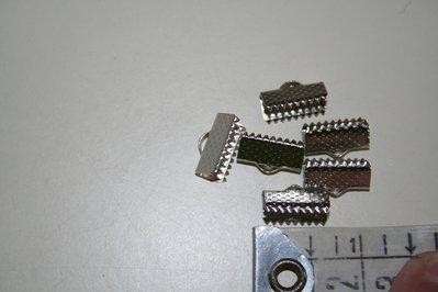 LOTTO 6 capocorda terminali 0,60 euro cm 1,5