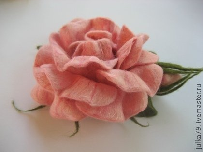 Rosa di lana