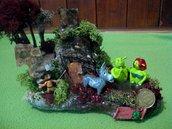 diorama shrek