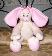 cartamodello per coniglietto