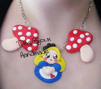 Collana Alice in Wonderland