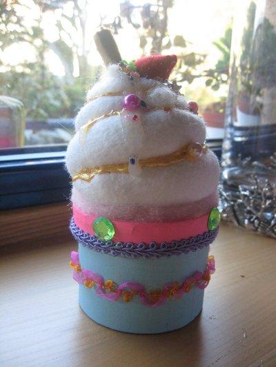 Portagioie  Cup-cake