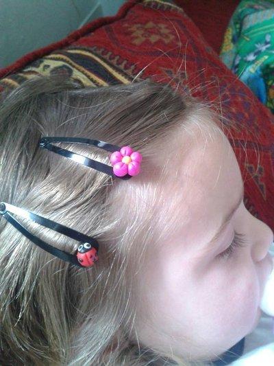 forcine per capelli