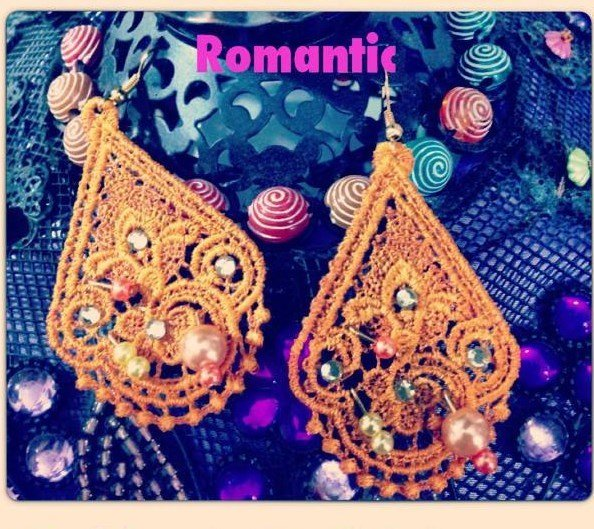 orecchini ''Romantic''
