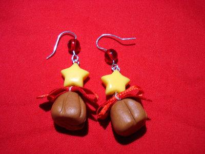 Pandoro Earrings