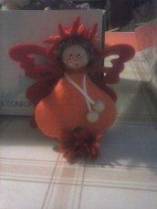 bambolina floreale