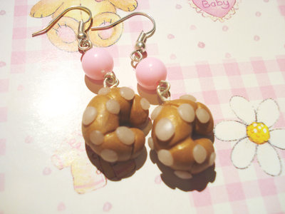Croissants Earrings
