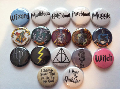 6 spille di harry potter