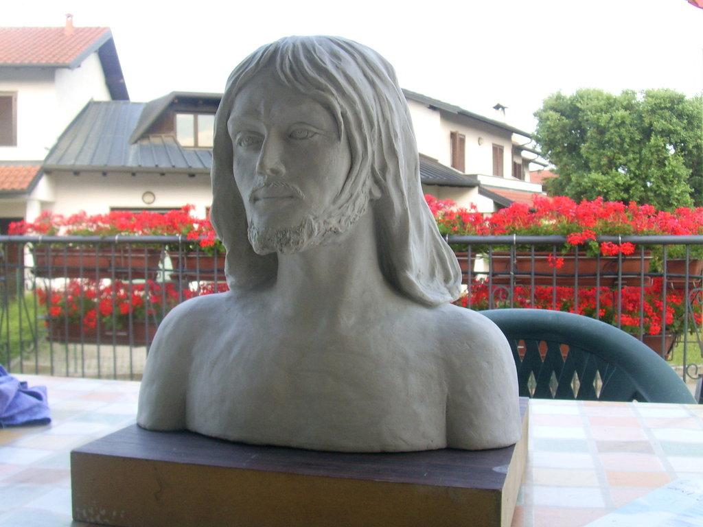 busto gesù