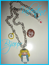 Collana Alice in Wonderland - Alice in Wonderland necklace