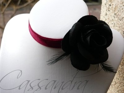 Gargantilla Roses Death (necklace)