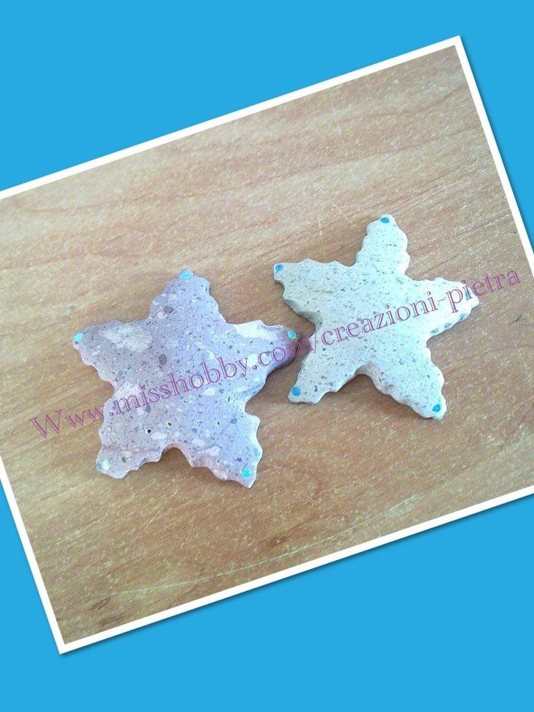 Magnete in pietra stella marina