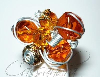 Anillo Ambar Touch (Ring)
