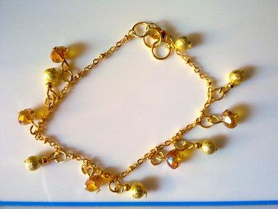 completo color ambra....
