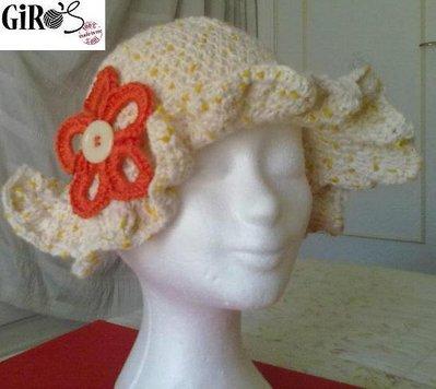 Cappello cotone