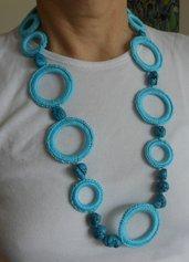 collana turchese