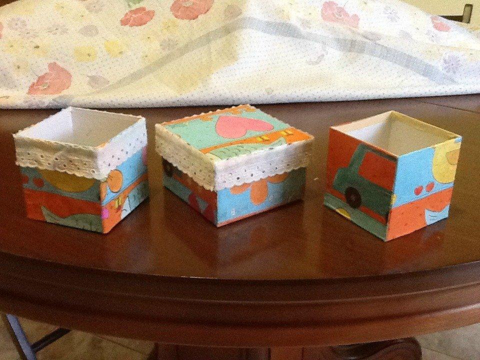 scatoline rivestite