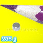 100 magneti calamite potenti DISCO 3x2 mm magnete calamita NEODIMIO - regge 235g - Spedizione CORRIERE/posta RACCOMANDATA