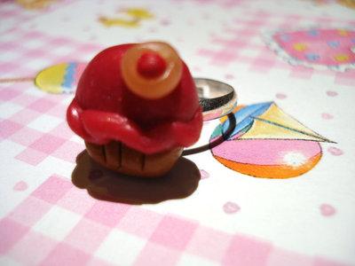 Chubby Cupcake Ring