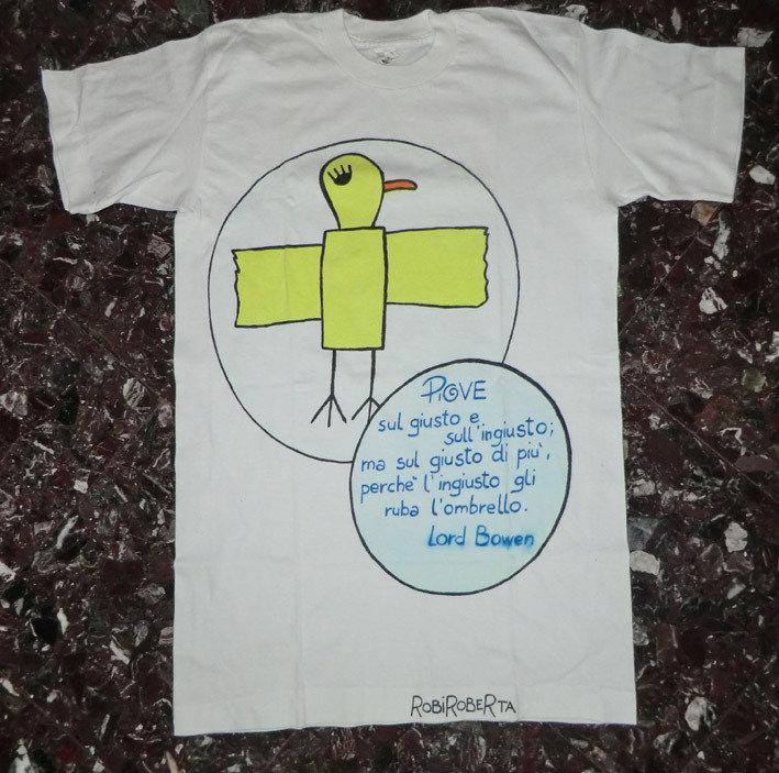 maglietta aforisma
