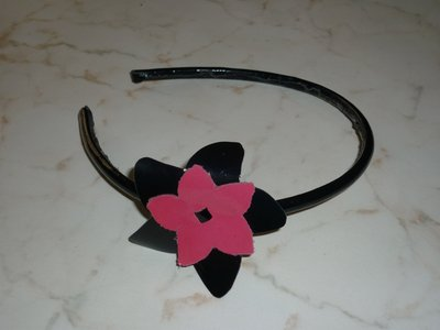 Cerchietto Flower