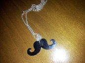 "Collana baffi ""mustache"""
