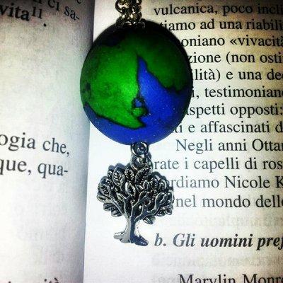"""Collana """"Un mondo verde"""""""