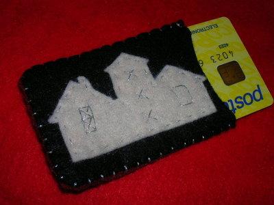 custodia porta-carte di credito CASETTE