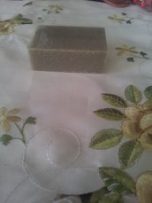 Saponetta artigianale hai preziosi fanghi termali