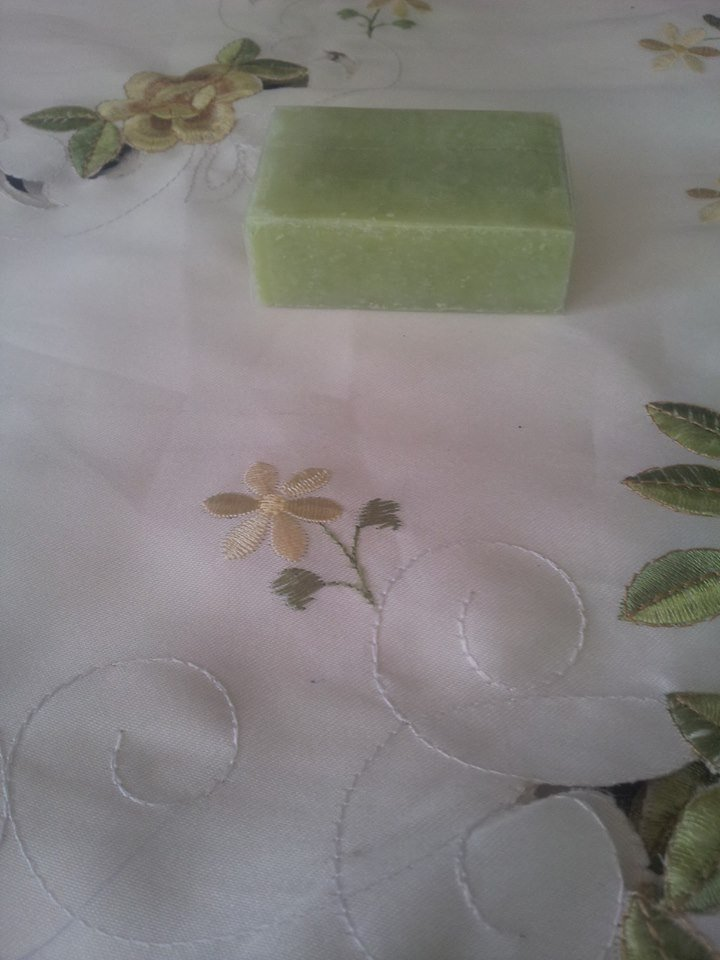 Saponetta artigianale aloe