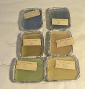 Cera: stock per candele profumate