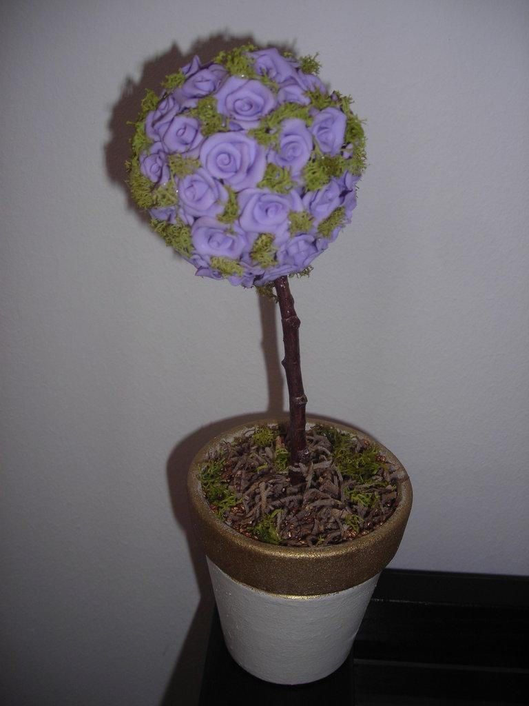 Albero di fiori
