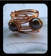 """C74 anello wire """"Ginevra"""""""