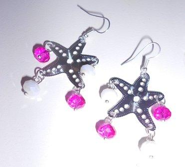 """Orecchini """"stella di mare"""""""