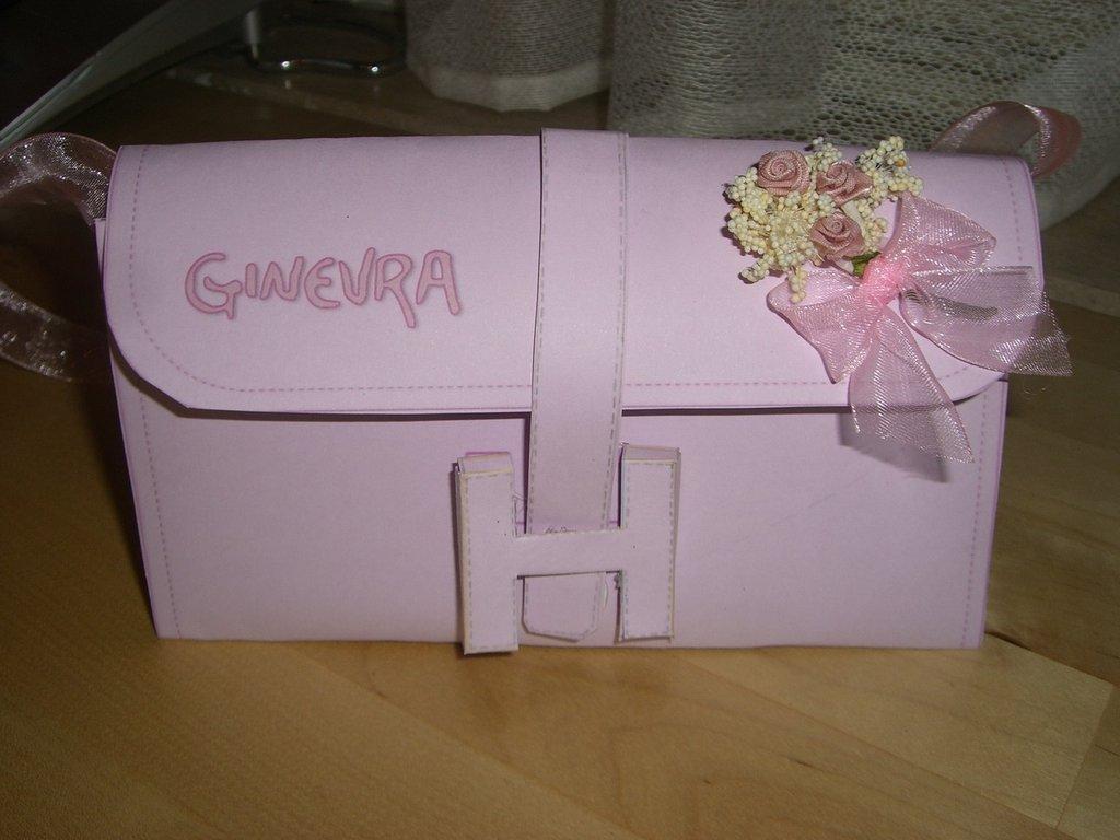 BORSETTA CHIESA - WEDDING BAG-